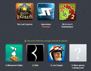 Humble Mobile Bundle 12 (pakiet gier na Androida od 36 groszy)