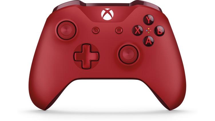 Czerwony i Niebieski kontroler do Xbox One S