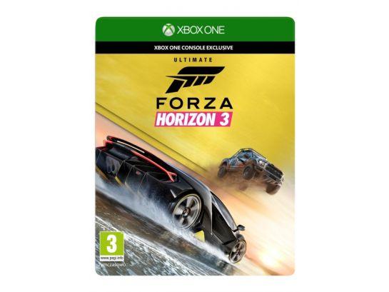 Przeceny we włoskim MS Store na Xbox One: Forza Horizon 3: Ultimate Edition za ~125zł, Rare Replay za ~42zł, pady za ~188zł i inne @ Microsoft