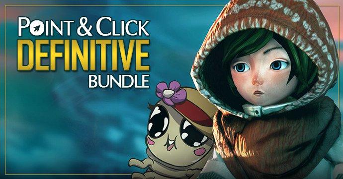Indie Gala – Point & Click Definitive Bundle (Steam) @Indie Gala