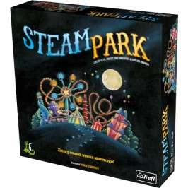 Gra planszowa Steam Park i wiele innych @ hobbity.eu