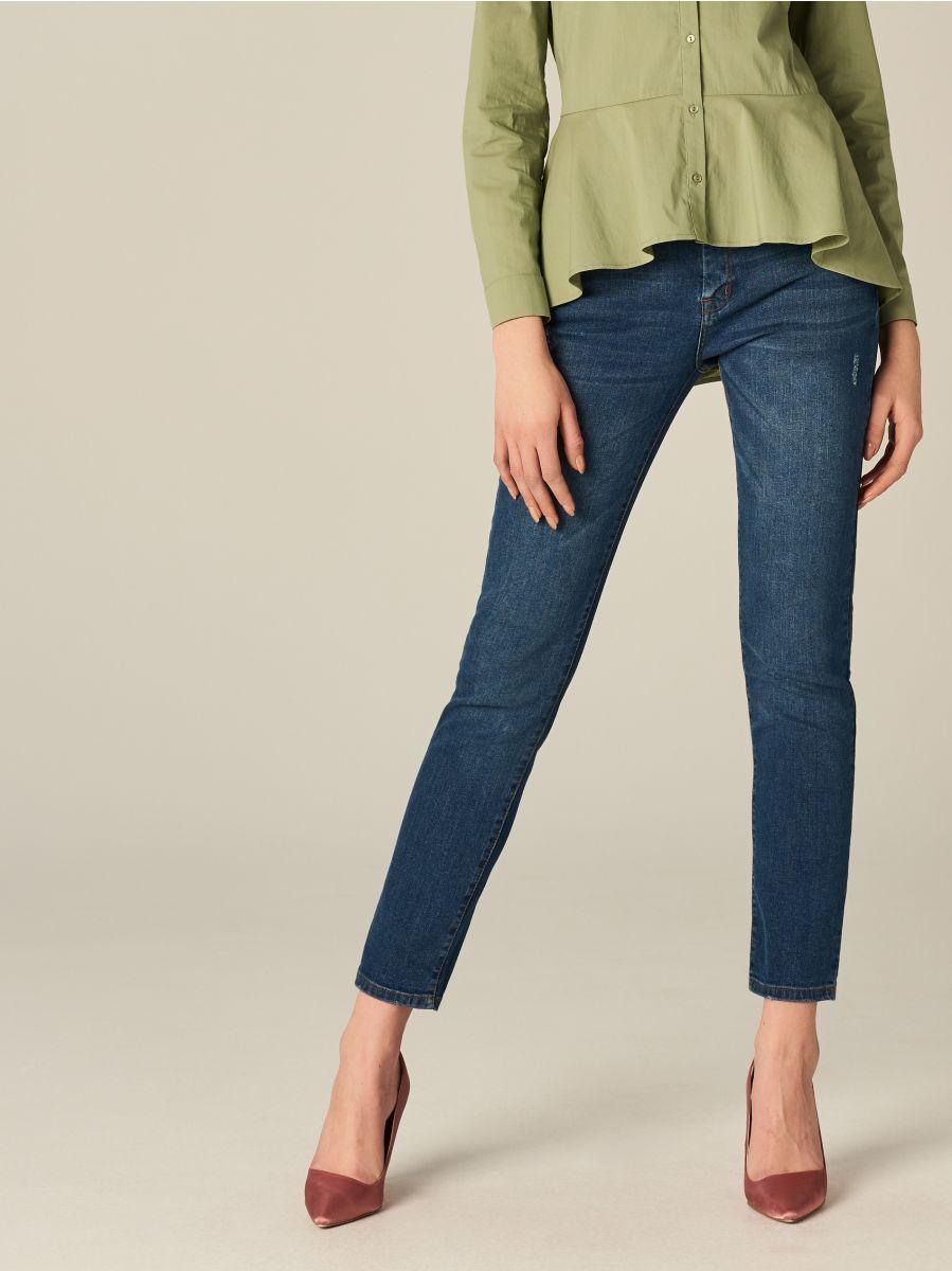 Damskie spodnie za 59,99zł (dużo dostępnych modeli i rozmiarów) @ Mohito