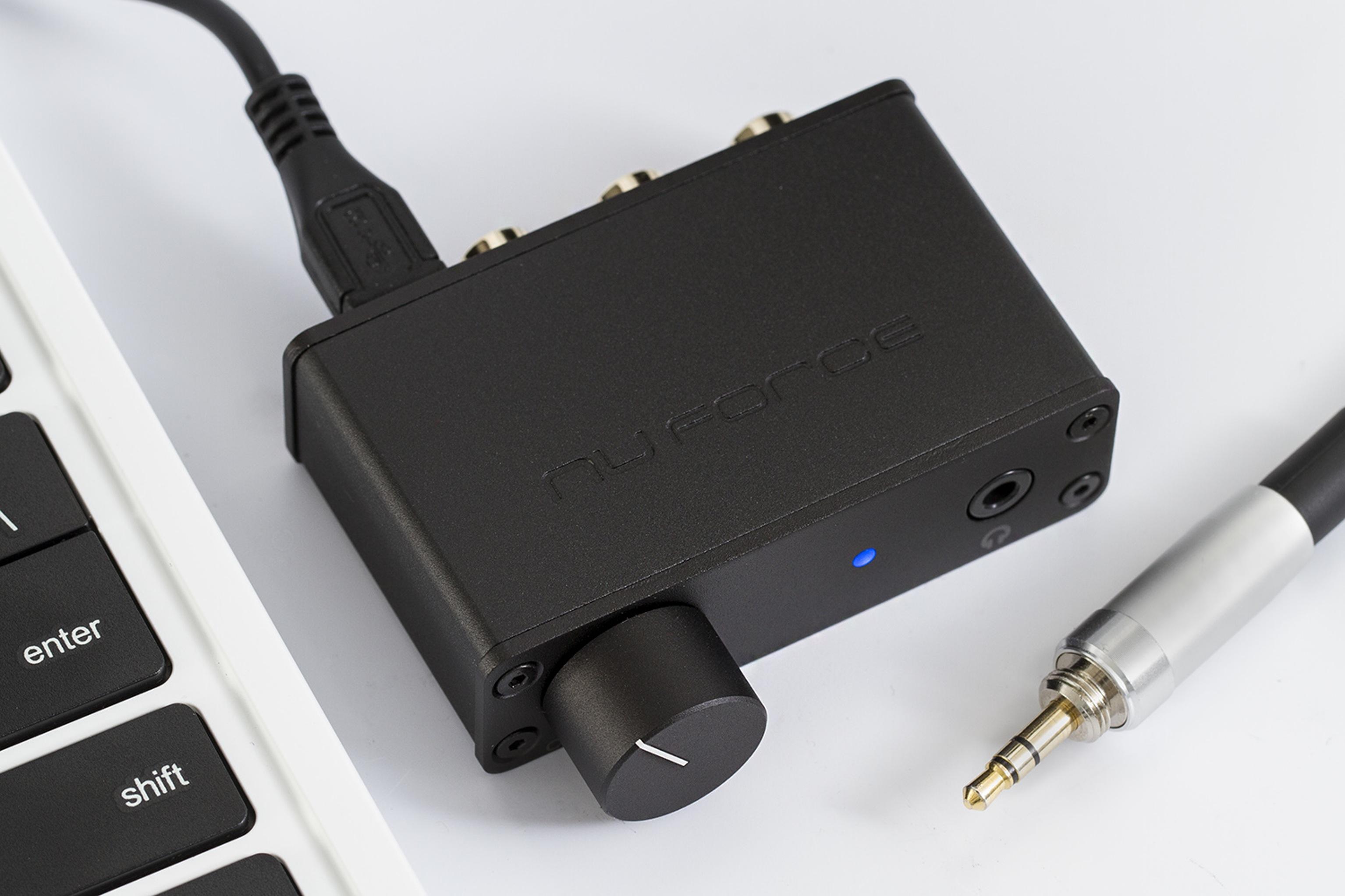 """NuForce uDAC-3 DAC/Amp - """"karta dźwiękowa"""" i wzmacniacz @Massdrop"""