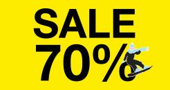 70%-owa wyprzedaż w home&you