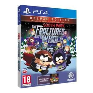South Park: The Fractured But Whole Deluxe Edition (PS4 + X1)