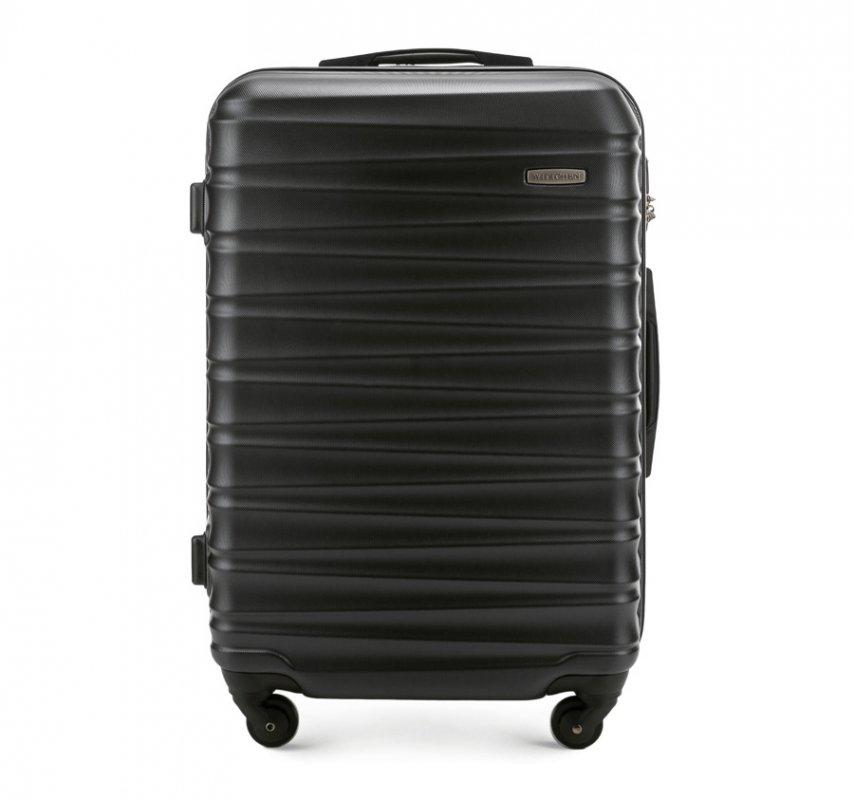 Wittchen - Średnia walizka z ABS'u