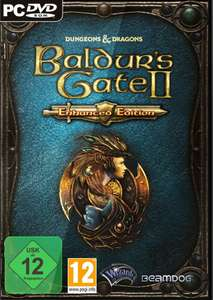 Baldur's Gate I i II: Enhanced Edition na GOG.com - razem za 26,78zł