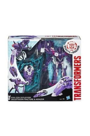 Transformers Robots in Disguise Mini-Con