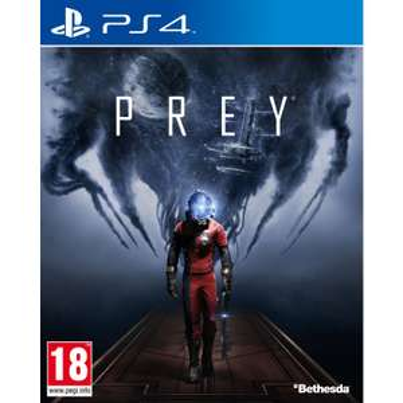 Prey PS4 & XONE