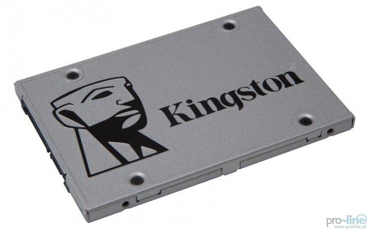 """Kingston SSD UV400 SATA3 2.5"""" 120GB"""