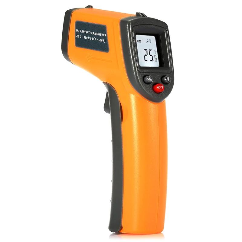 Termometr GS320 bezdotykowy na podczerwień
