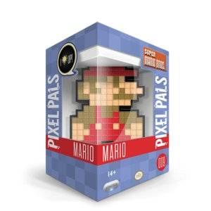 LAMPKA Figurka PDP Pixel Pals - Mario
