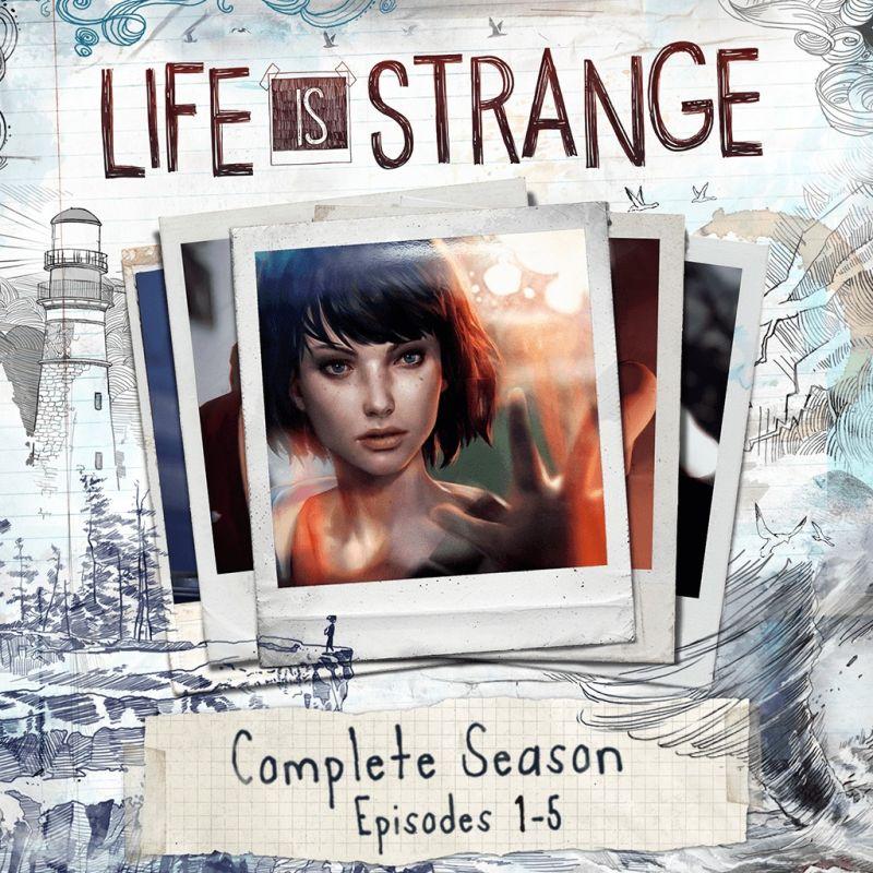 Life is Strange Complete Season (Episodes 1-5) Steam