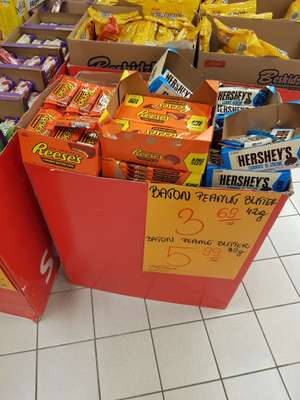 Reese's Peanut Butter 2cups 42g oraz King Size 79g