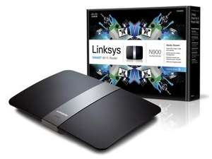 Router Linksys EA4500 Smart Dual Band Wi-Fi @ iBood