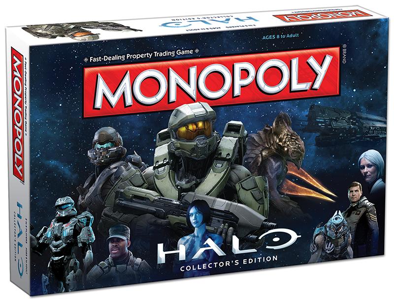 Monopoly: HALO Collector's Edition za 69,99 :)