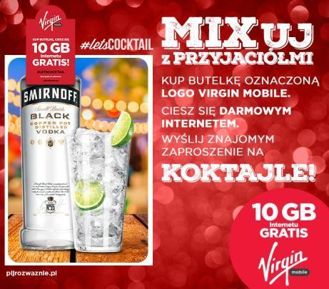 10GB przy okazji od VirginMobile PL