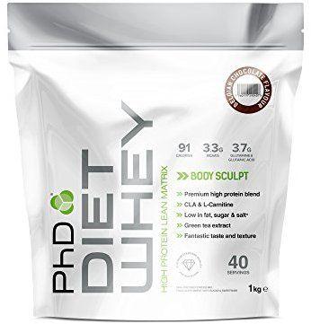 PhD Nutrition Diet Whey Protein - Odżywka białkowa 1 kg