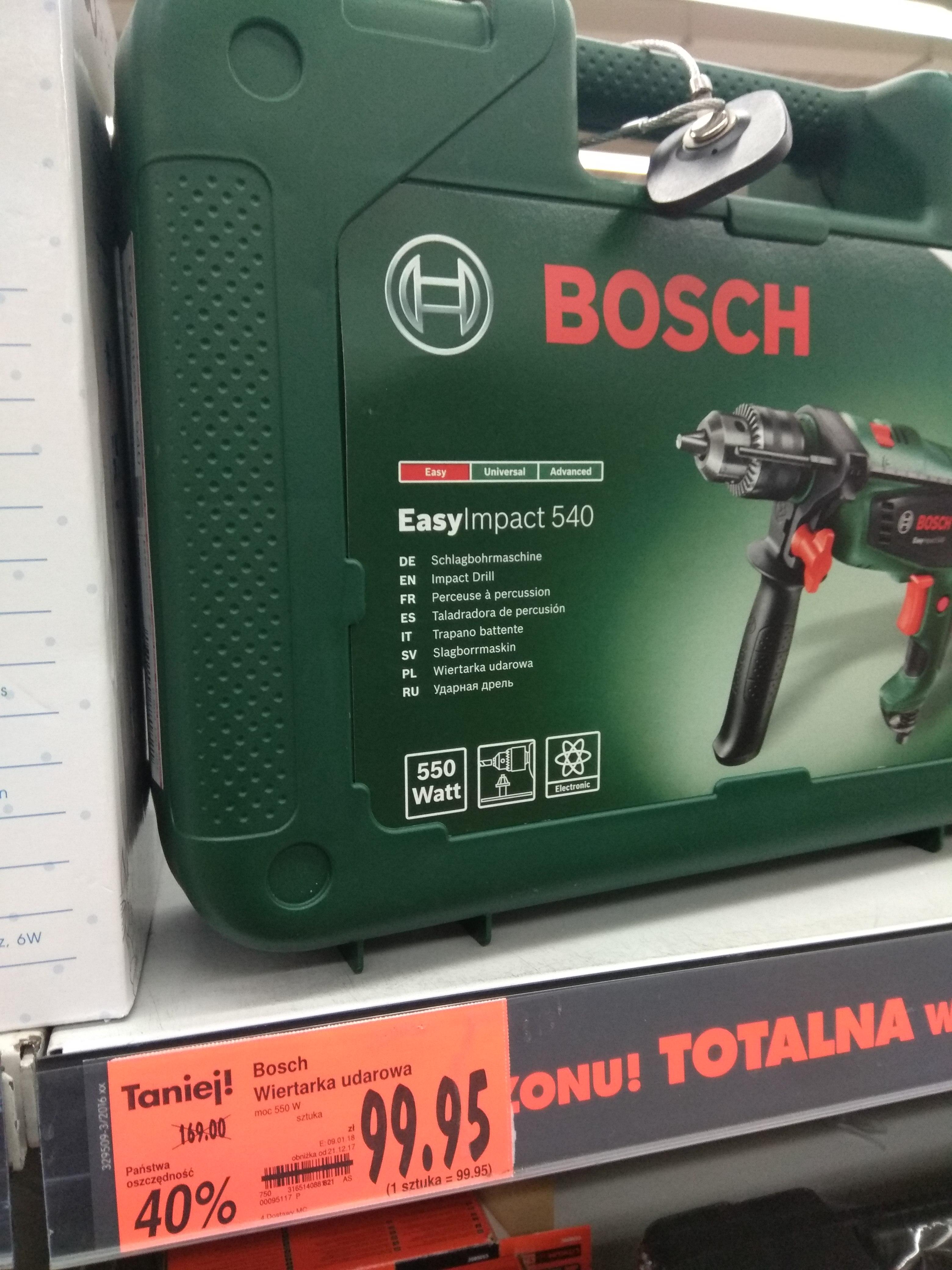 Wiertarka Bosch EasyImpact 540