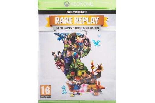 Gra Rare Replay (30gier) na Xbox ONE za 29zł już z wysyłką :)