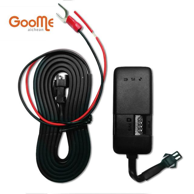 Lokalizator GPS do samochodu, aliexpress (7,40$)