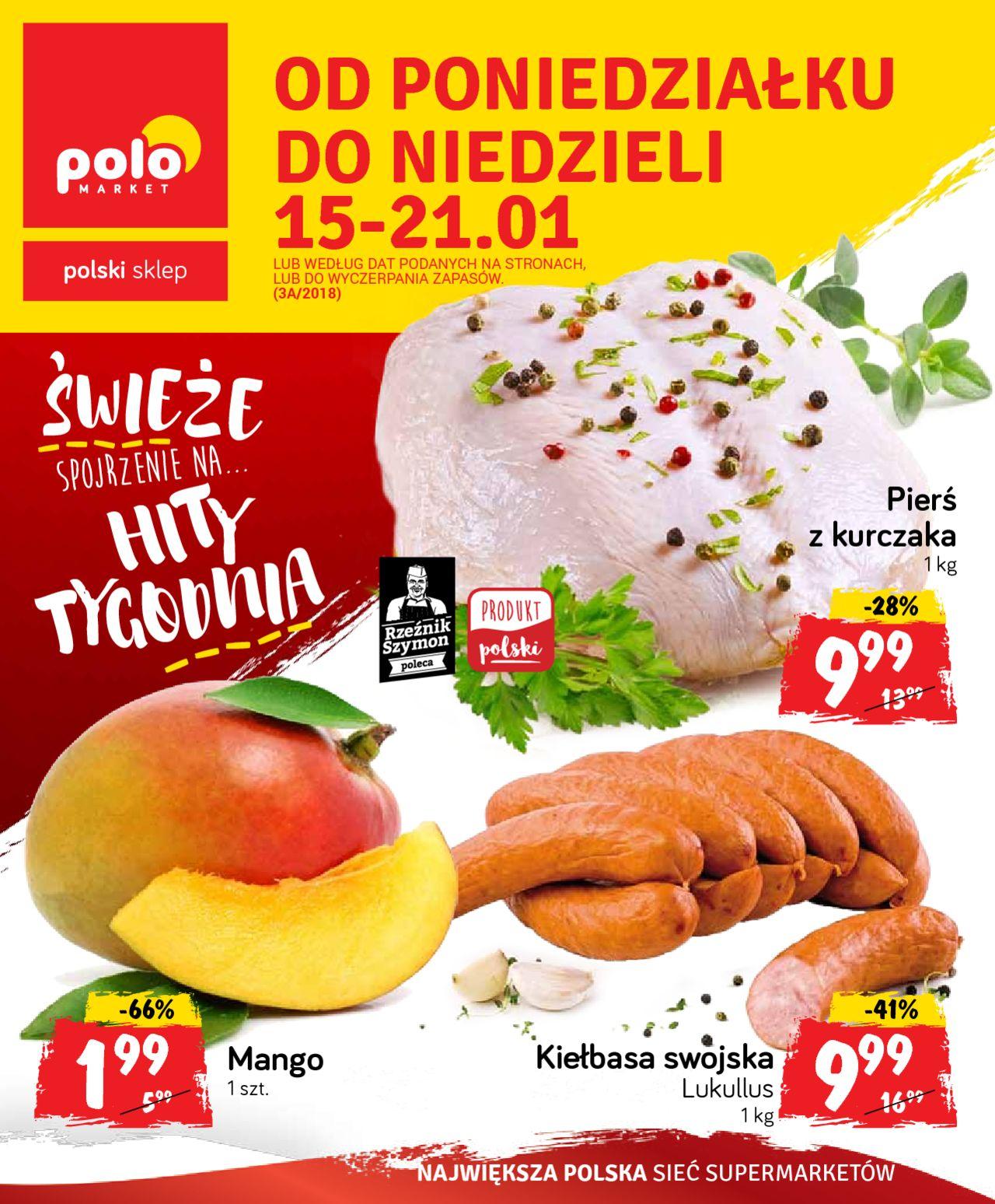 Mango w Polo