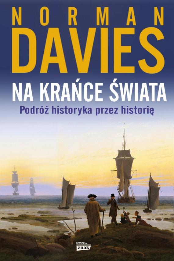 Norman Davies - Na krańce świata (ebook)