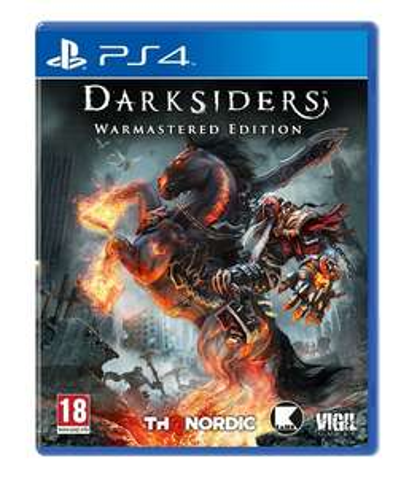 Darksiders Warmastered Edition (PS4) za 39,99zł z darmowym odbiorem @ Empik