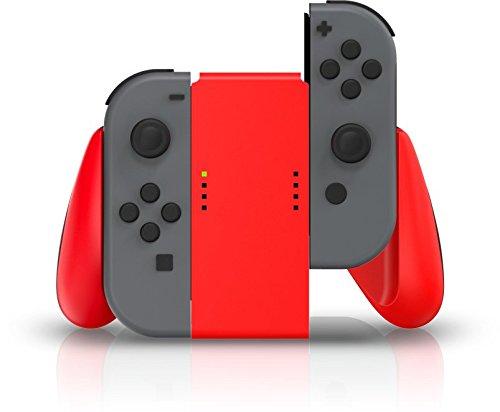 Nintendo Switch Joy-Con Comfort Grip (czerwony) za ~38zł @ Amazon.uk