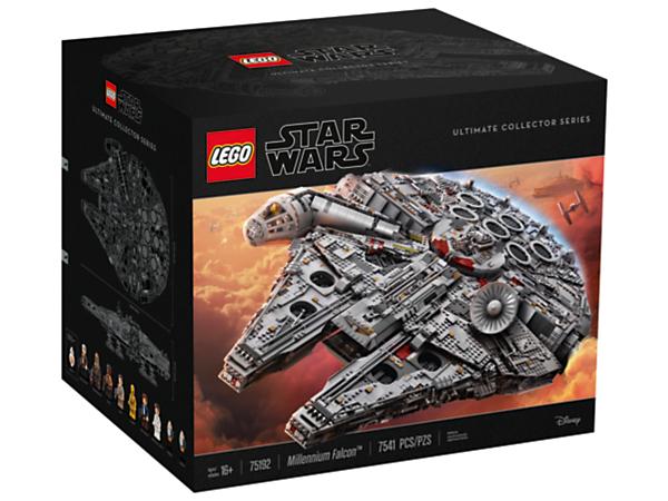 LEGO - Sokół Millenium 75192