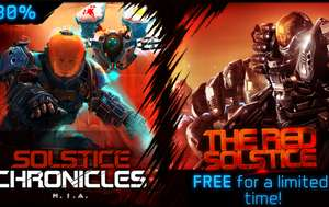 The Red Solstice na Steam za darmo!