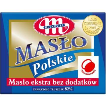 Masło mlekovita 3,99 przy zakupie 3szt @ Polomarket