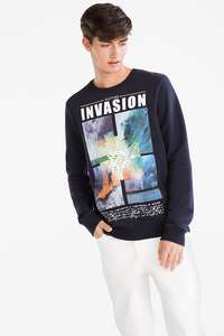 #C&A: Bluza Invasion