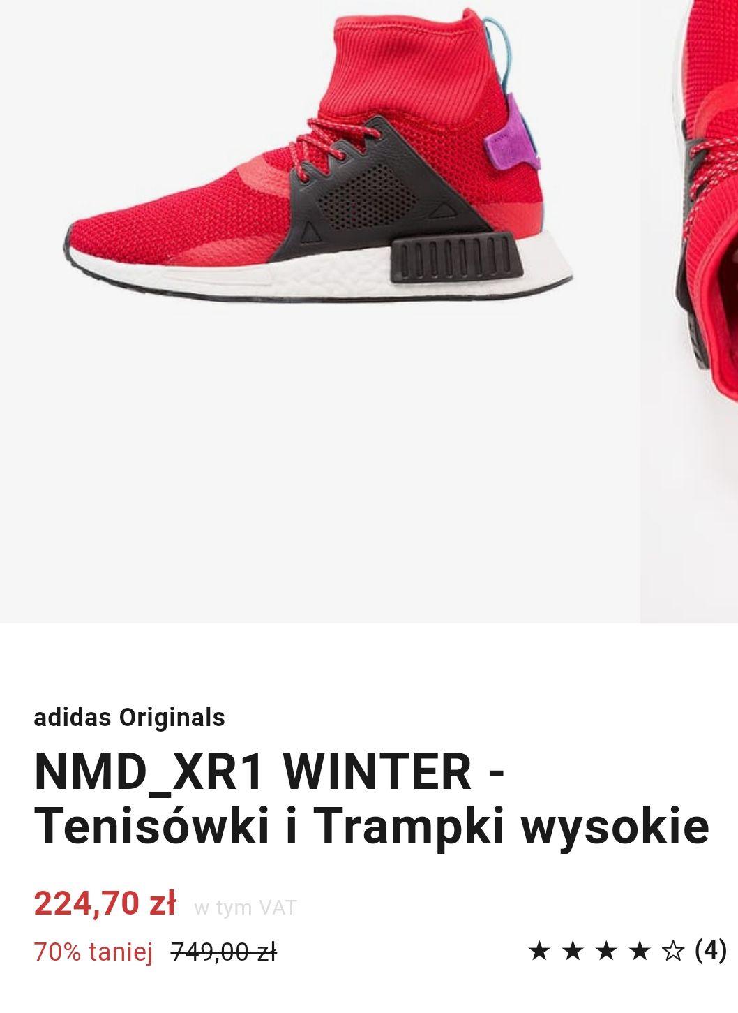 Adidas NMD_XR1 Zimowe