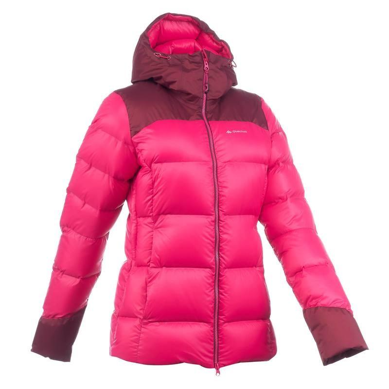 Damska kurtka puchowa Quechua (pełna rozmiarówka!) @ Decathlon