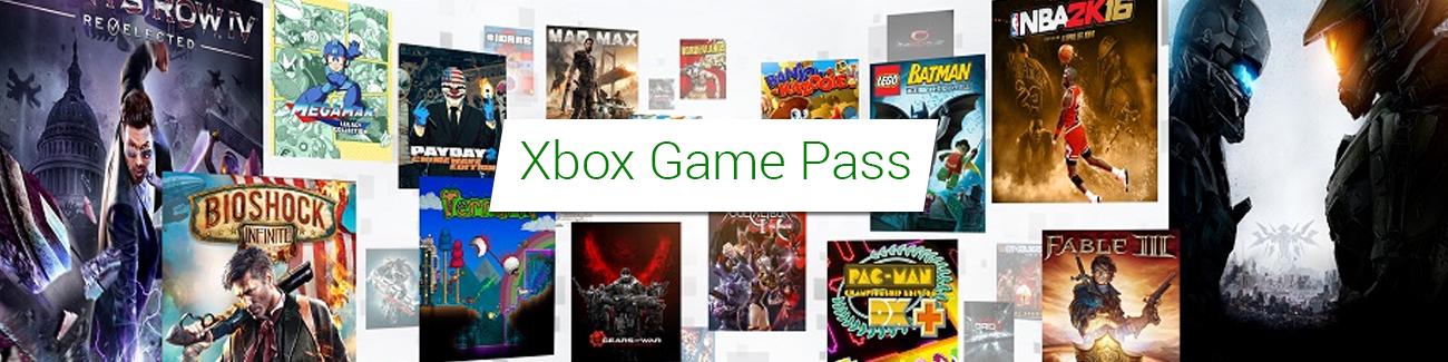 """Xbox Game Pass nowe gry styczeń i zapowiedź luty - """"znowu Xbox"""""""