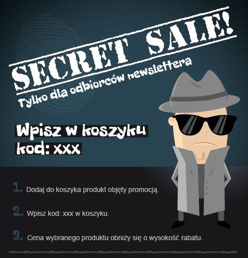 Secret Sale w Neo24.pl   kod na -200zł na wybrane produkty
