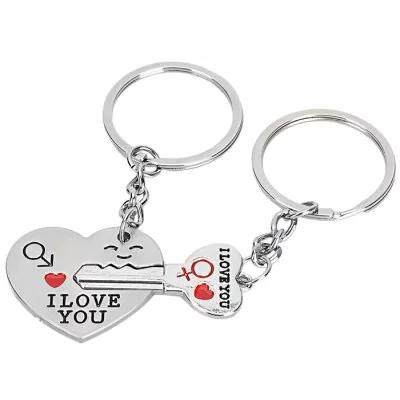 Breloczek dla zakochanych 2 w 1
