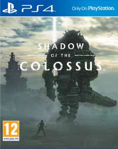 Shadow of The Colossus [Playstation 4] za ~122zł z wysyłką @ ShopTo