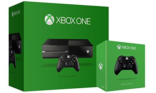 Xbox One + dodatkowy pad za 308 euro  od godz.14.00 @ Amazon.de