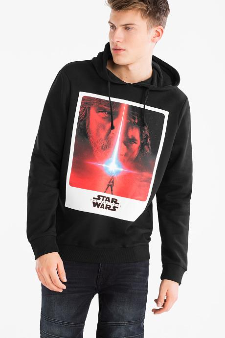 #C&A: Bluza dla fanów Gwiezdnych Wojen