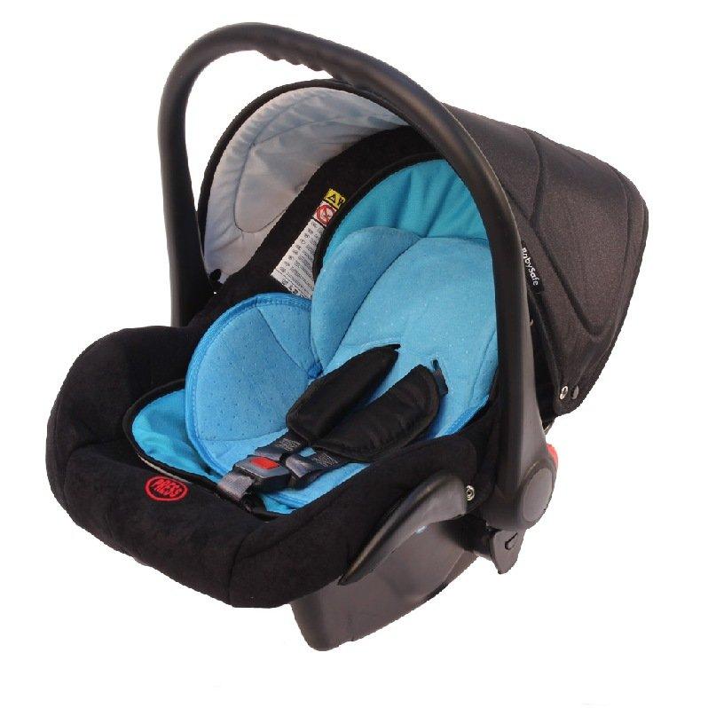BabySafe, Start Speedy, Fotelik samochodowy, 0-10 kg, Blue