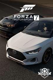 Darmowe DLC do Forza 7 z samochodami Hyundai Veloster N i Turbo [PC, Xbox One] @ Microsoft