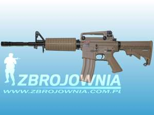 Replika ASG M4A1 GC16 Carbine DST Full Metal
