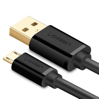 Kabel UGREEN microUSB płaski/okrągły lub przejściówka microUSB->typu C 0,99$