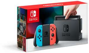 Nintendo Switch za ok.1252 PLN w Amazon.de