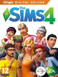 SIMS 4 Deluxe Edition (PC/MAC) za 62 zyko! Kod Origin