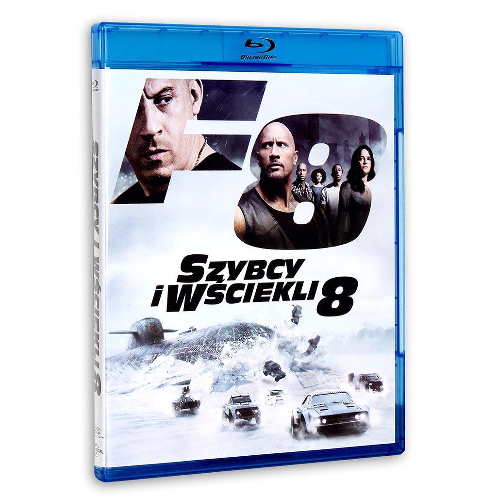 Szybcy i wściekli 8, 7, 6 (Blu-ray) po 30 zł @ empik.com