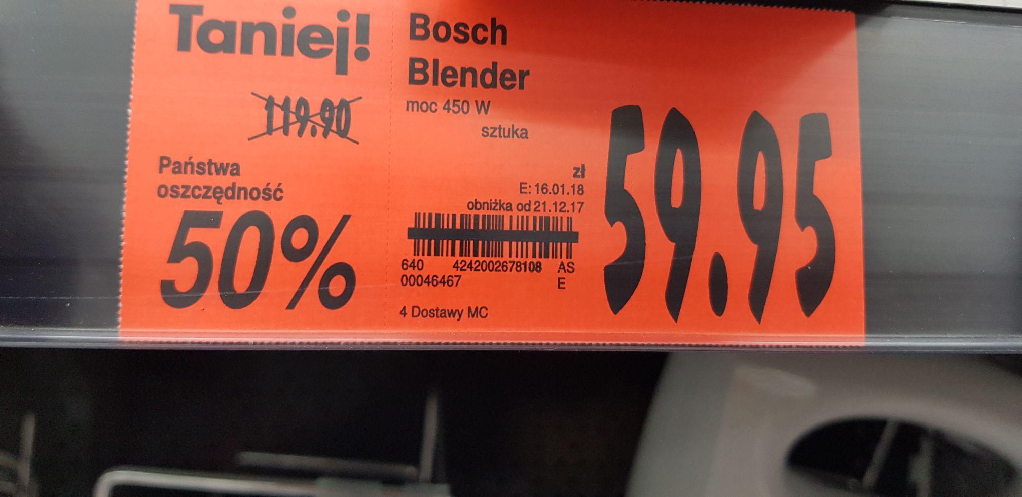 Bosch blender kaufland Jabłonna + w opisie inne okazje