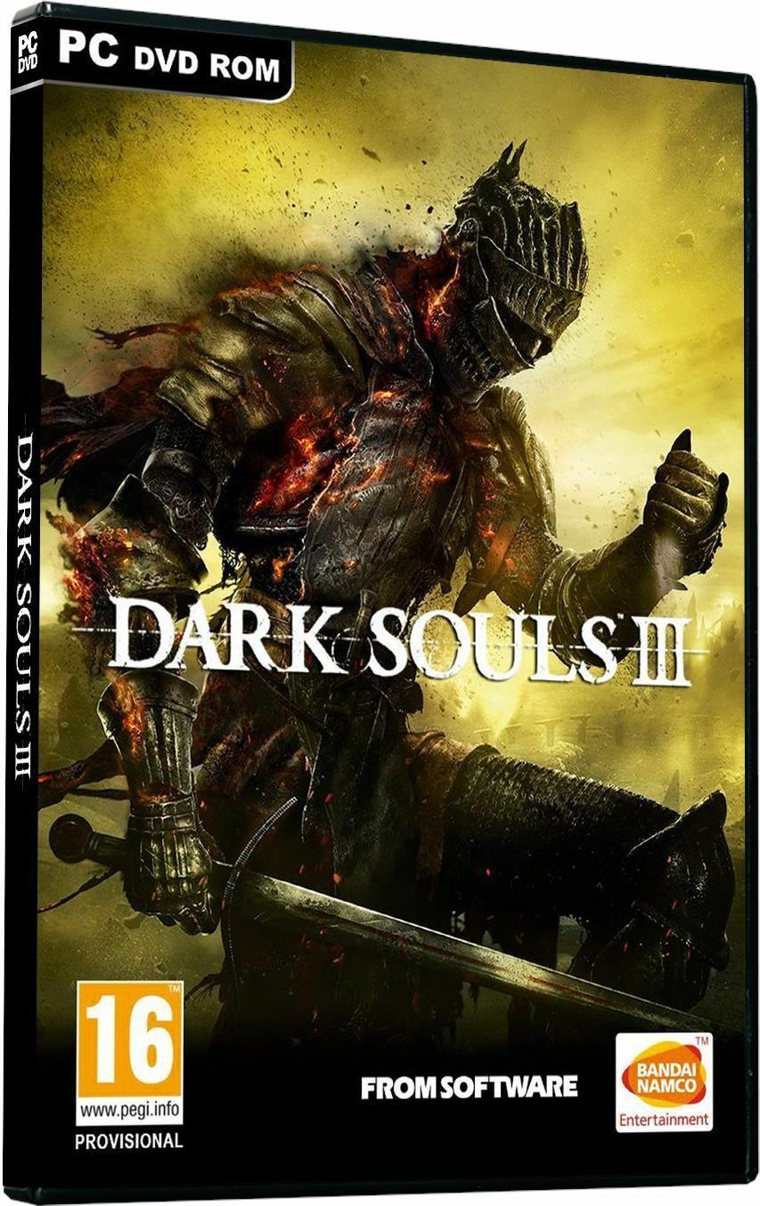Dark Souls 3 - 44 zł / Dark Souls 3 Deluxe - 102 zł / Dark Souls 2 Complete - 31 zł! (Steam, polskie napisy) + inne